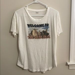 "Madewell ""Badlands"" Tee"